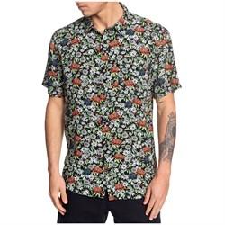 Quiksilver Fluid Geometric Short-Sleeve Shirt