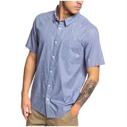 Quiksilver Snapper Short-Sleeve Shirt