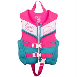 Liquid Force Dream Child CGA Wakeboard Vest - Little Girls' 2019