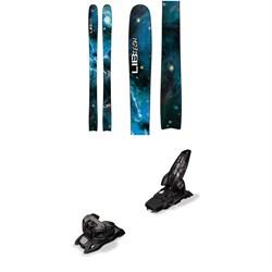 Lib Tech Wunderstick 106 Skis + Marker Griffon 13 ID Ski Bindings 2019