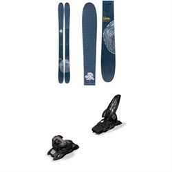 Line Skis Sir Francis Bacon Skis ​+ Marker Griffon 13 ID Ski Bindings 2019
