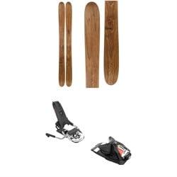 Line Skis Magnum Opus Skis + Look Pivot 14 AW Ski Bindings