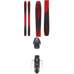 Atomic Backland 107 Skis ​+ Warden MNC 13 Bindings 2019