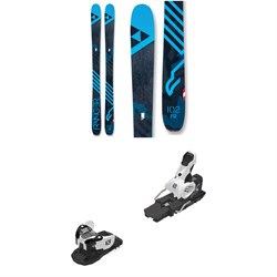 Fischer Ranger 102 FR Skis + Salomon Warden MNC 13 Ski Bindings 2019
