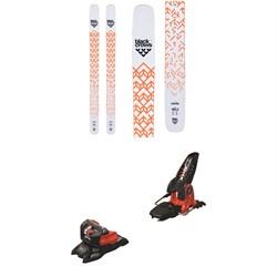 Black Crows Nocta Skis + Marker Jester 18 Pro ID Ski Bindings 2019