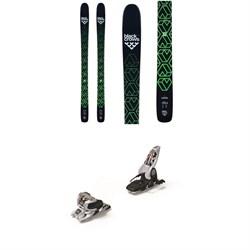 Black Crows Navis Skis + Marker Griffon 13 ID Ski Bindings 2019