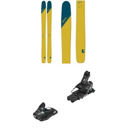DPS Wailer 112RP.2 Tour1 Skis ​+ Salomon STH2 WTR 13 Ski Bindings 2019