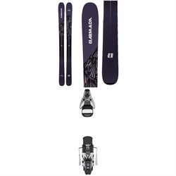 Armada Invictus 108 Ti Skis ​+ Atomic STH2 WTR 16 Ski Bindings 2019