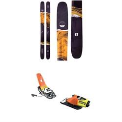 Armada Tracer 118 CHX Skis + Look Pivot 18 Ski Bindings 2019