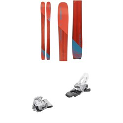 Elan Ripstick 94 Skis - Women's ​+ Tyrolia Attack² 11 GW Ski Bindings 2019