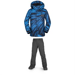 Volcom Ripley Jacket - Boys' ​+ Volcom Freakin Snow Chino Pants - Boys'
