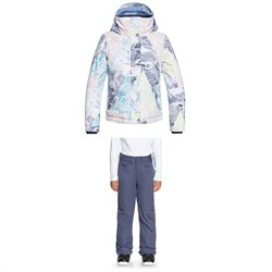 Roxy Jetty Jacket ​+ Roxy Backyard Pants - Girls'