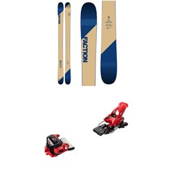 Faction Candide 2.0 Skis ​+ Tyrolia Attack² 13 GW Ski Bindings 2019