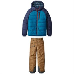 Patagonia Aspen Grove Jacket ​+ Snowshot Pants - Big Boys'