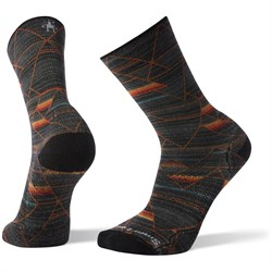 Smartwool PhD® Outdoor Light Margarita Print Crew Socks