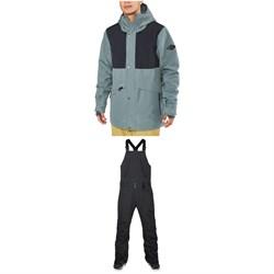 Dakine Wyeast Jacket + Wyeast Bibs