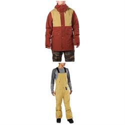 Dakine Wyeast Jacket + Bibs