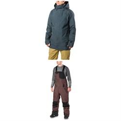 Dakine Eliot 3L GORE-TEX Jacket + Dakine Stoker 3L GORE-TEX Bibs