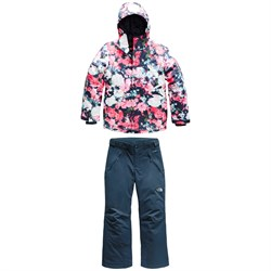 The North Face Brianna Jacket + The North Face Freedom Pants - Girls'