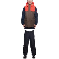 686 Flash Jacket ​+ 686 Infinity Cargo Pants - Boys'