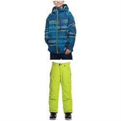 686 Jinx Jacket + 686 Infinity Cargo Pants - Boys'