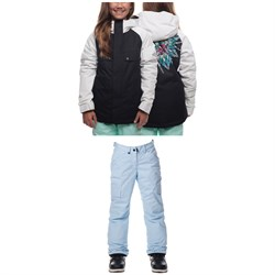 686 Dream Jacket + 686 Lola Pants - Girls'