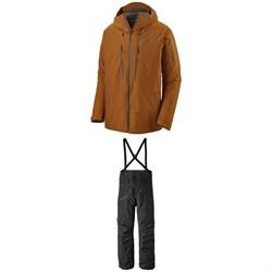 Patagonia PowSlayer Jacket + Bib Pants