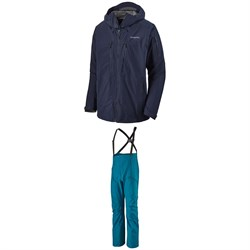 Patagonia PowSlayer Jacket ​+ Bib Pants