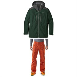 Patagonia PowSlayer Jacket + Pants
