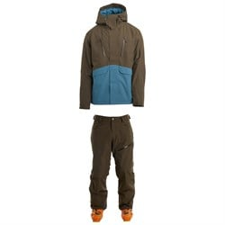 Flylow Roswell Insulated Jacket ​+ Snowman Insulated Pants