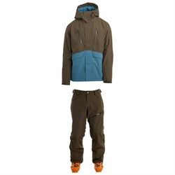 Flylow Roswell Insulated Jacket + Snowman Insulated Pants