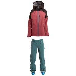 Flylow Vixen 2.1 Coat + Flylow Nina Pants - Women's