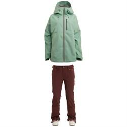 Flylow Puma Jacket + Flylow Sassyfrass Pants - Women's