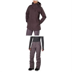 Dakine Silcox 2L GORE-TEX Jacket ​+ Remington Pure 2L GORE-TEX Pants - Women's