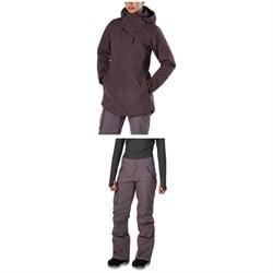Dakine Silcox 2L GORE-TEX Jacket + Remington Pure 2L GORE-TEX Pants - Women's