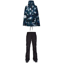 Armada Saint Pullover Jacket + Armada Whit Pants - Women's