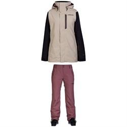 Armada Kasson GORE-TEX Jacket + Armada Vista GORE-TEX Pants - Women's