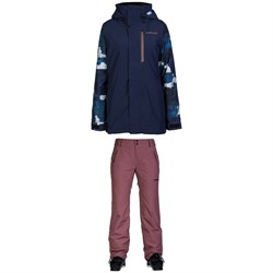 Armada Kasson GORE-TEX Jacket ​+ Armada Vista GORE-TEX Pants - Women's