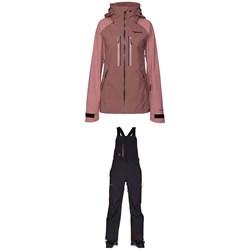 Armada Resolution GORE-TEX 3L Jacket + Armada Highline GORE-TEX 3L Bibs - Women's