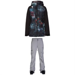 Armada Stadium Jacket ​+ Armada Whit Pants - Women's