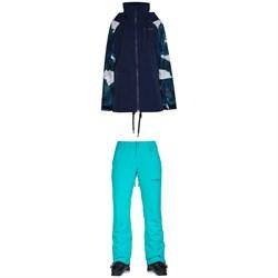 Armada Gypsum Jacket + Armada Lenox Pants - Women's