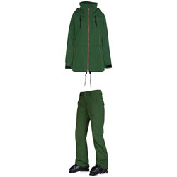 Armada Gypsum Jacket ​+ Armada Lenox Pants - Women's