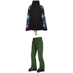 Armada Saint Pullover Jacke + Armada Lenox Pants - Women's