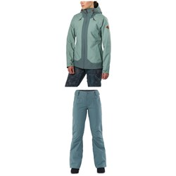 Dakine Cranbrook Jacket ​+ Westside Pants - Women's
