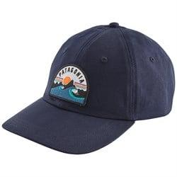 c524cb66b4c Patagonia Boardie Badge Trad Cap