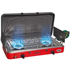 Camp Chef Summit Two-Burner Camping Stove