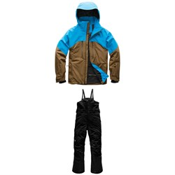 The North Face Powder Guide Jacket ​+ Free Thinker Bib Pants