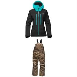The North Face Summit L5 GORE-TEX Pro Jacket + Fuse Brigandine Bibs - Women's