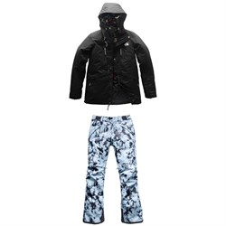 7474dbf04a91 The North Face Superlu Jacket + Freedom Insulated Pants - Women s