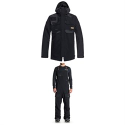 DC Haven Jacket ​+ Platoon Bibs